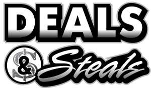 Deals and Steals